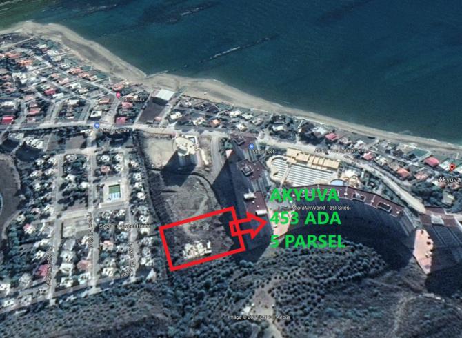Adana Yumurtalık Havuzlu Tatil Sitesi için Uygun Arsa  – 3 –