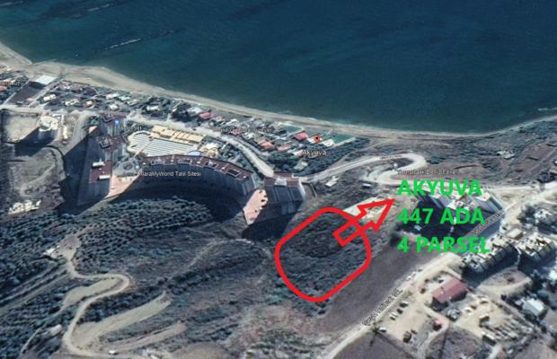 Adana Yumurtalık Havuzlu Tatil Sitesi için Uygun Arsa  – 2 –