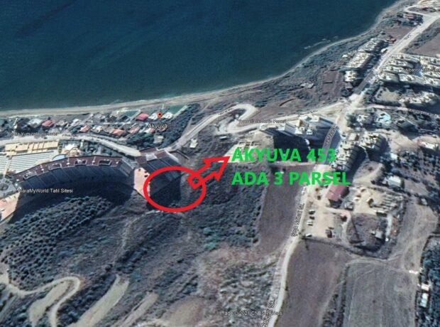 Adana Yumurtalık Havuzlu Tatil Sitesi için Uygun Arsa  – 1 –